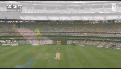 Dhoni, India Seal Tense ODI Series Win   Third Gillette ODI