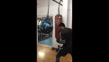 Boxing Addict Muhammed Unal.