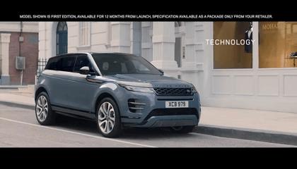 The New Range Rover Evoque   Amazing Technology