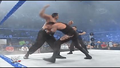 Undertaker VS Khali Full Match