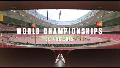 Usain Bolt's World Championship Memories.