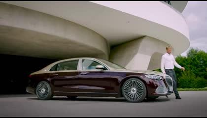 World's Best Luxury Sedan   Maybach S580