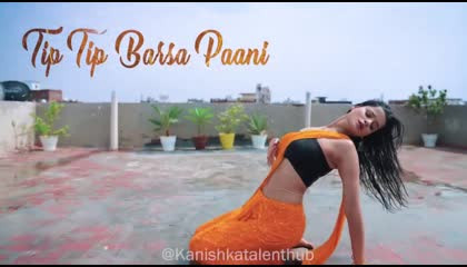 Kanishka Sharma  Tip Tip Barsa Pani Dance Video