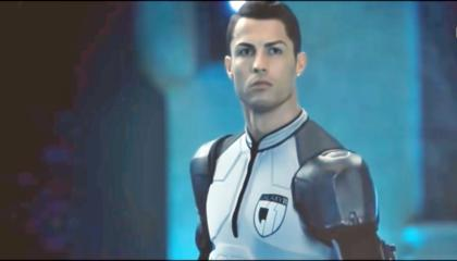 Most amazing animations  GALAXY11  The Full Match  Lionel Messi, Ronaldo vs Ailens Team