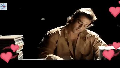 Bahut Pyar Karte Hai, Saajan Movie Song.