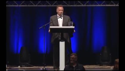Arnold Schwarzenegger This Speech Broke The Internet
