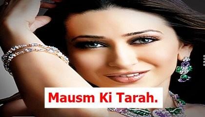 Mausam Ki Tarah Tum Bhi |JAANWAR | 90s Hindi Song
