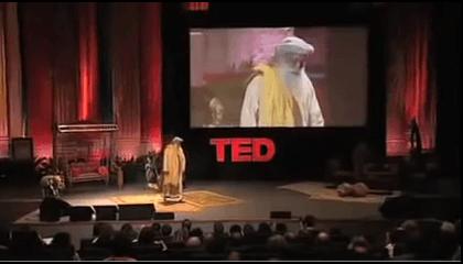 Sadhguru At TED  Best Speech