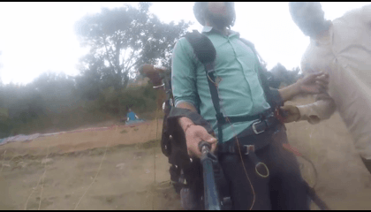 Funny Paragliding Video   Viral Indian Videos