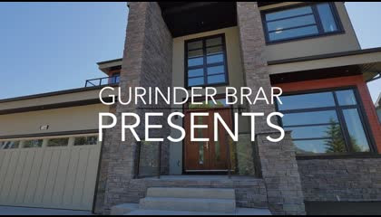 Striking Architecture in Chestermere Calgary Real Estate Video