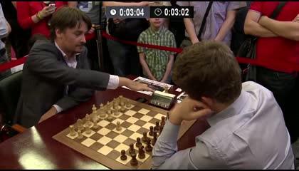 Alexander Morozevich Checkmates