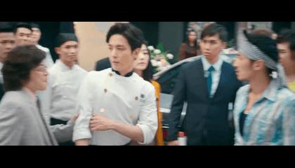 Chinese Chef Vs Korean Chef