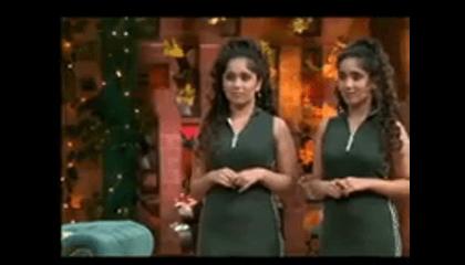Chinki Minki Kapil Sharma Show