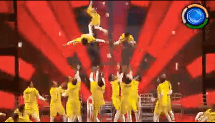 Unbeatable Dance || In American Gots Talent