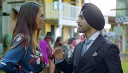 Muchh - Diljit Dosanjh  The Boss   Kaptaan   New Punjabi Songs