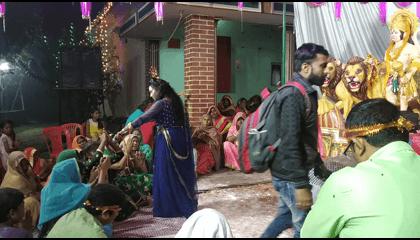 Pooja Sargam Live Stage Show In Azamgarh