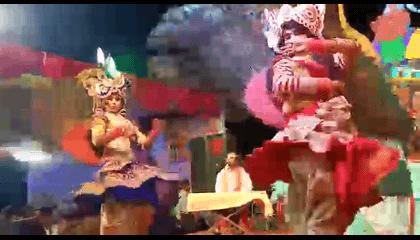 Best Mayuri Dance In Lucknow   Sargam Jagran Party - 09919805315