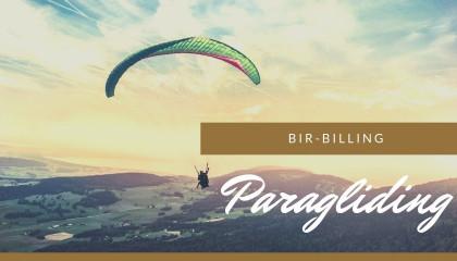 Paragliding in Bir Billing  Himachal Pradesh  Cost  Take Off  Landing