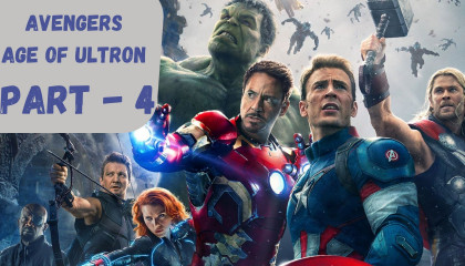 Avengers_Age Of Ultron/ Part - 4