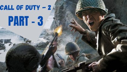 Call of Duty - 2/ Mission 3