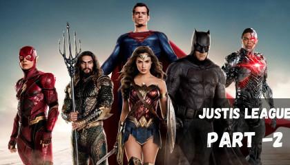 Justice League Part - 2/ Escape the second Cube