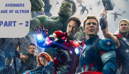 Avengers_Age Of Ultron/ Part - 2