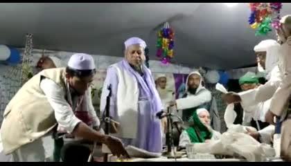 সুতারকান্দি হাফিজিয়া মাদ্রাসার বার্ষিক ওয়াজ মহফিল সম্পন্ন