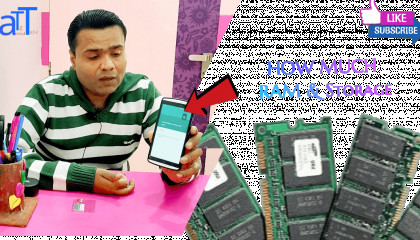 How Much Ram and Storage is required in Smartphones  Anshultgtalk