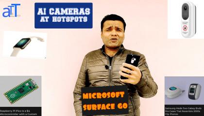 TG TechNews 3 Oneplus , Raspberry , AI Cam., Beeper , Touchless Bells, Buds Pro Case  Anshultgtalk