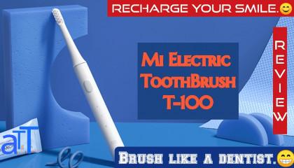Mi Electric Toothbrush T-100 Full Depth Review  Anshultgtalk
