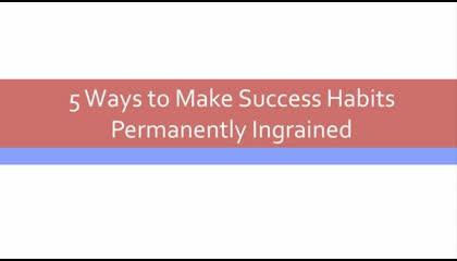 Success Habbit Part 1