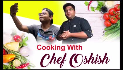 Cooking with Chef Oshish- Bio Scopers