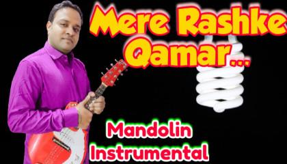 Mere Rashke Qamar   Baadshaho   Mandoline Instrumental