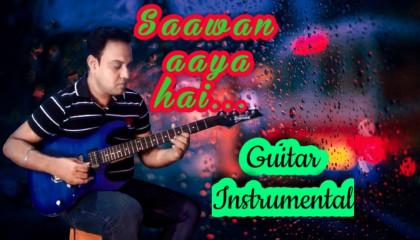 Sawan Aaya Hai | Creature 3D | Acoustic Guitar Instrumental