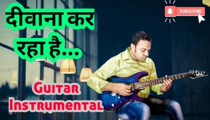 Deewana Kar Raha Hai | Raaz 3 | Acoustic Guitar Instrumental