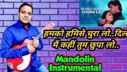 Hum Ko Humise Chura Lo | Mohabbatein | Mandoline Instrumental