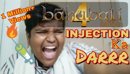 Injection Comedy Funny Video by Ashu Sah