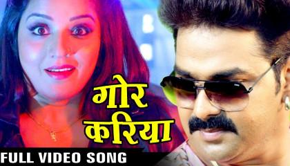 Gor Kariya - गोर करिया - Pawan Singh - Monalisa - SARKAR RAJ - Bhojpuri Hit Songs2017