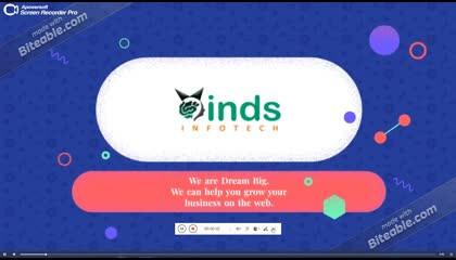 Minds infotech solutions pvt ltd introducion..