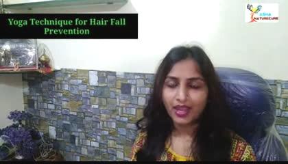 झड़ते बालो को रोकने का सही तरीका- बालायाम
