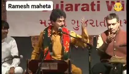 રમેશ-મહેતા-ના-અવાજમાં-આ-ગુજરાતી...---Gujarati-Kalakar-Ni-Moj