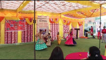 Holi Aayi Re - Dance @ Holi Ke Rang - Jansandesh Ke Sang - // BRAJ RECORS