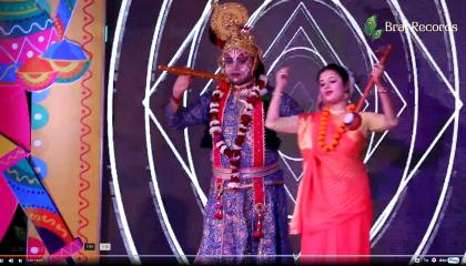Meera Deewani Ho Gayi मीरा दीवानी हो गई रे मीरा मस्तानी हो गई Act @ Falgun Mahotsav By Raavi Events // Braj Records