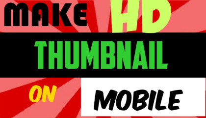 Thumbnail making android mobile