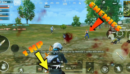 I TRIED FOR A MEET UP TO THE LAST ENEMY BUT HE DIDN'T PUBG MOBILE LITE BEAST HACKY