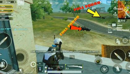 PUBG MOBILE LITE GAMEPLAY VIDEO  SOMETIMES SKILLS MATTER MORE THAN KILLS  BEAST HACKY