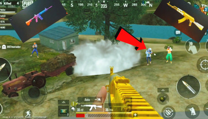 M416 + 6X IS A DEAD COMBINATION PUBG MOBILE LITE INTENSE GAMEPLAYS WITH CHICKEN DINNERS