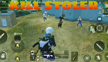 Pubg Mobile Lite Gameplay Video Stealing Kills Is The Best Way To Increase KD Ratio Beast Hacky