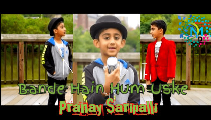 Bande Hain Hum Uske Cover song by Pranay Sripalli.