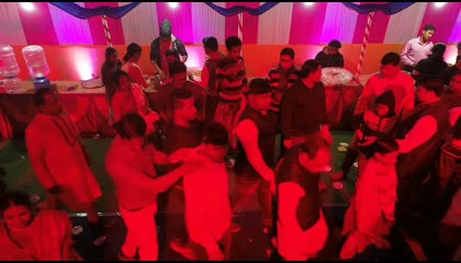 Wedding party   Drone Video